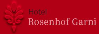 Hotel Rosenhof Garni in Pegnitz